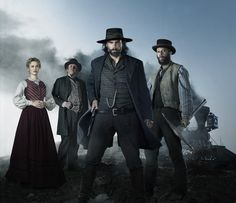 Hell on Wheels - AMC  Hated how last season ended! But, hopefully they can find a way to resurrect Lily or I won't be watching the 2nd season.