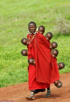 Masai by clara