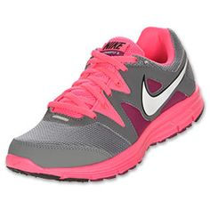 The Nike LunarFly 3 Women's Running Shoes feature a new design with familiar structural elements. The upper boasts a breathable mesh with a fitted innersleeve construction for a secure yet ventilated fit so your feet remain comfortable. Lunarlon cushioning is encased within a more resilient exterior foam carrier in a Dynamic Support system configuration. You no longer have to choose between stability and cushioning - the shoes respond to your gait throughout your run and provide what you…