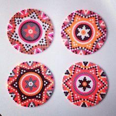 ROUNDUP - 8 Really Cool Perler Bead DIY Ideas