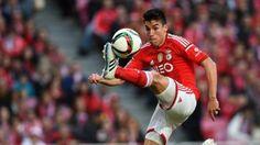 Nicolas Gaitan: Atletico Madrid agree 19.7m deal for Benfica midfielder