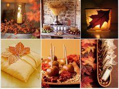 Casar-se no outono tem um clima especial. Além de ser uma estação do ano muito romântica, ainda tem um visual característico de que todos lembram ao verem folhas caindo e árvores secando. Seja bem vindo Outono!