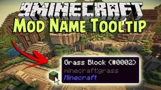 Mod Name Tooltip Mod