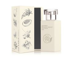 Liz Earle Botanical Essence Parfum by Mira Nameth, via Behance