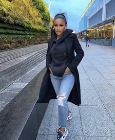 Winter Fashion Outfits, Fall Winter Outfits, Autumn Fashion, Cute Casual Outfits, Casual Chic, Stylish Outfits, Black Girl Fashion, Look Fashion, Look Blazer