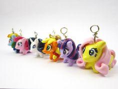 My Little Pony Friendship is Magic Mane six by TrenoNights.deviantart.com on @deviantART