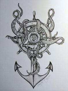 60+ Stunning Octopus Tattoo Designs