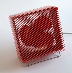 :: Fan, designed by Marco Zanuso for Vortice, Italy.50's- 60's
