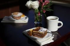 Tasty treats from Sarah's Corner Cafe in Downtown Stroudsburg!       Photo Credit: Sarah's Corner Cafe