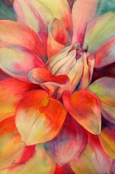 Marni Maree pretty flower painting