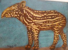 Tapir by Alexandra R.
