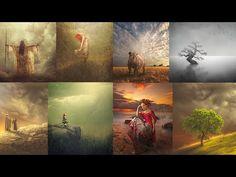 Top 10 Photoshop Manipulation Tutorials Photo Effects by arunzCreation - YouTube
