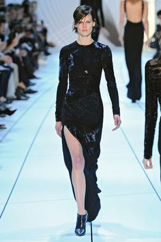 Highlights From Paris Fashion Week Fall 2015  - ELLE.com