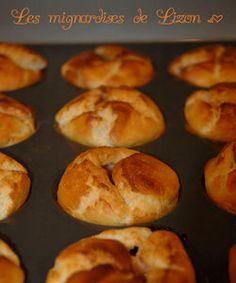 Petits cakes light au fromage blanc - Les mignardises de lizon