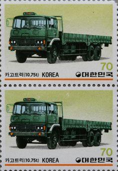 Korea 카고트럭