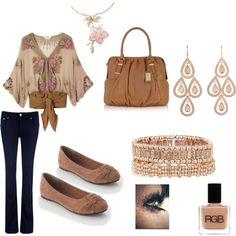 """""""Comfy Rose"""" by jessicawhite on Polyvore"""