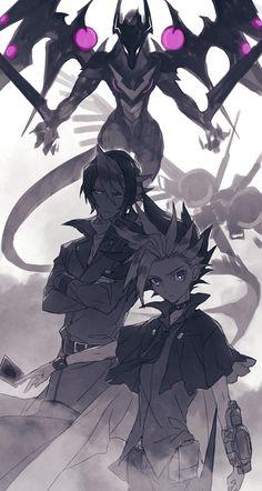 Shun and Yuto