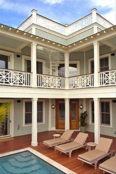 VRBO.com #414784 - Luxury Ocean View Home with 5 Bedrooms & 5 Baths - Large Pool