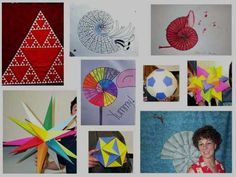 Teaching Math with Art.Through the investigation of the Fibonacci sequence students will delve into ratio, the notion of irrational numbers, long division review, rational numbers, pleasing proportions, solutions to second degree equations, the fascinating mathematics of phi, and more.: