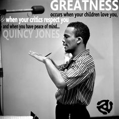 Quincy Jones #music #quote