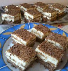 Sütés nélküli vaníliás kocka