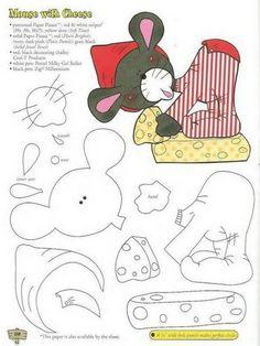 Los duendes y hadas de Ludi: Revista con moldes para decorar el aula o salón de infantil