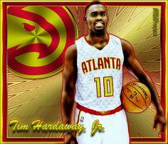 NBA Player Edit - Tim Hardaway, Jr.