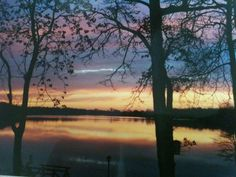 Luanne Stencil captured this photo of Long Lake in White Lake Township in December 2011.