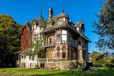 kasteeltje genaamd Chateau Nottebohm