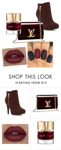 """""""This color is life"""" by denise-ealy on Polyvore featuring Louis Vuitton and Smith & Cult"""