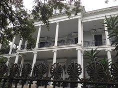 American Horror Story Coven House in Nola