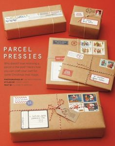 Original airmail gifts