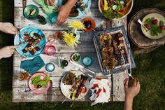 Reduce Your BBQ Footprint With a Hibachi