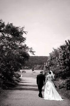 Bride and groom walking Real Weddings, Groom, Photographs, Walking, Bride, Couple Photos, Couples, Image, Bridal