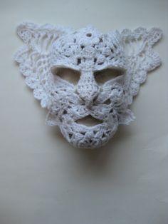 VMSomⒶ KOPPA - unexpected crochet - demon mask