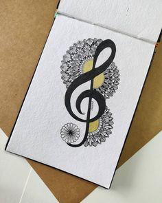 Mandala Art Lesson, Mandala Artwork, Mandala Painting, Moon Painting, Madhubani Painting, Art Drawings Sketches Simple, Music Drawings, Music Artwork, Drawing Ideas