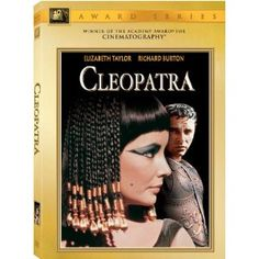 """Cleopatra"" starring Elizabeth Taylor, Richard Burton, Rex Harrison (1963)"
