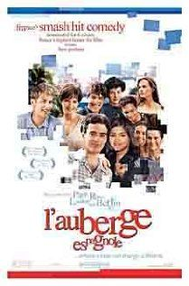 """L'Auberge Espagnole :: In my opinion, this movie is as much a movie of a generation as the Woodstock-documentary or """"Almost Famous"""". It transports a joie de vivre felt and lived by the """"Generation Erasmus"""". A strait-laced French student moves into an apartment in Barcelona with a cast of six other characters from all over Europe. Together, they speak the international language of love and friendship."""