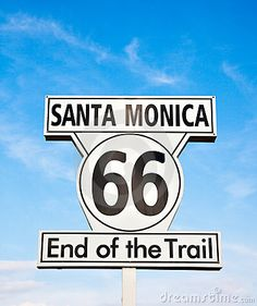 santa monica sign - Google Search