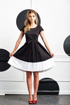 Inky Dress by Shabby
