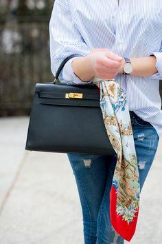 Hermes fashion bag dupe! The BEST look alike.