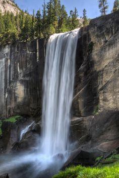 Vernal Fall - Yosemite National Park