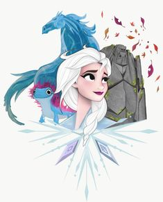 December 18 2019 at Disney Princess Frozen, Frozen Movie, Olaf Frozen, Disney Princesses, Disney Cartoons, Disney Movies, Arte Teen Wolf, Anna Und Elsa, Frozen Fan Art
