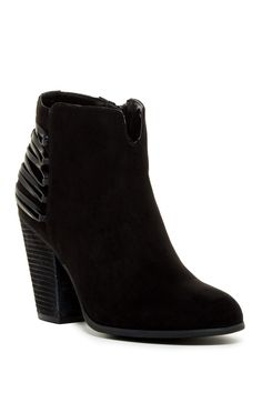 Hawkins Strappy Boot by Carlos By Carlos Santana on @nordstrom_rack