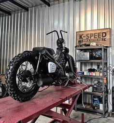 カスタムカブ:カッコよすぎて溜息しか出ない改造スーパーカブを作ったタイのバイク屋さんが、ま〜た超かっこいいオフ系カブを作ったもようです (ロケットニュース24)