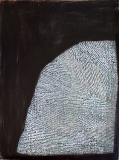 > À TRAVERS LA NUIT – 40x30 – acrylique sur toile • VENDU