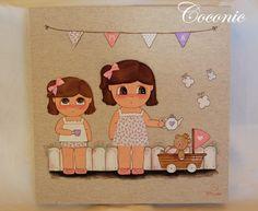 Que alegríaaaa!!! Coconic en la Revista Crecer Feliz!!! | COCONIC decoración infantil