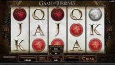 O sucesso da HBO® Game of Thrones cativou os corações de fãs em todo o mundo e agora o Betmotion tem o prazer de oferecer aos seus jogadores uma experiência de jogo única com este Vídeo Slot Online de Game of Thrones com rodilhos de 5×3 disponível em 15 linhas e 243 maneiras diferentes de se jogar.  http://www.cacaniqueisonline.org/caca-niquel-game-of-thrones/