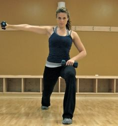 Video for sculpted shoulder exercises