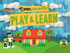 FREE app: PBS' first app designed specifically for parents, PBS Parents Play & Learn provides more than a dozen games parents can play with their kids, each themed around a familiar location – including at the grocery store, at home, in the kitchen, and many more.